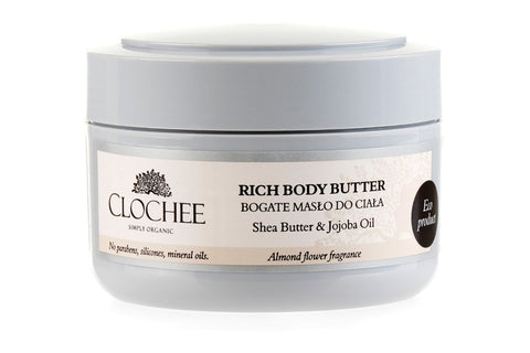 Rich Body Butter - Almond Flower