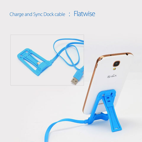 Desktop Charging Dock with Micro 5 Pin Cable
