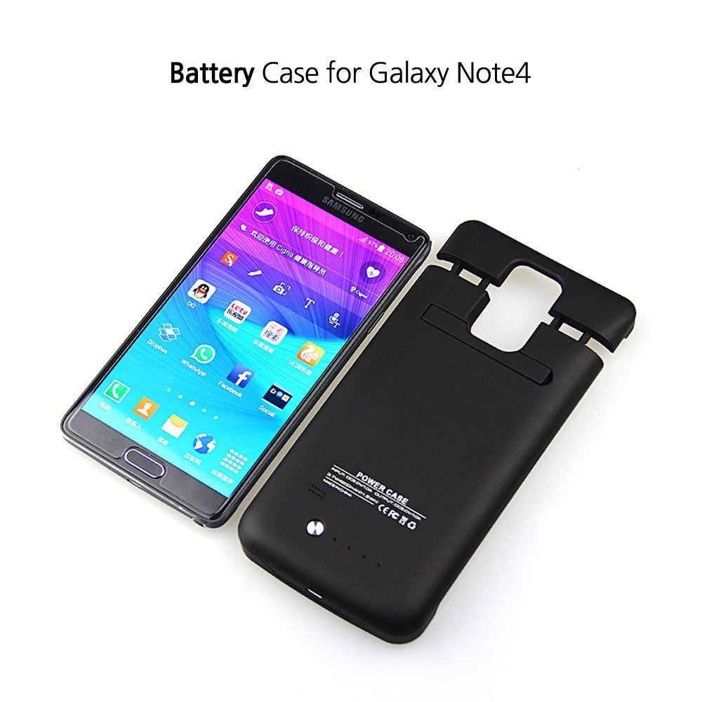 Galaxy Note4 4800 mAh Battery Case