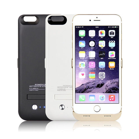 iPhone 6/S Plus 4200mAh Battery Case