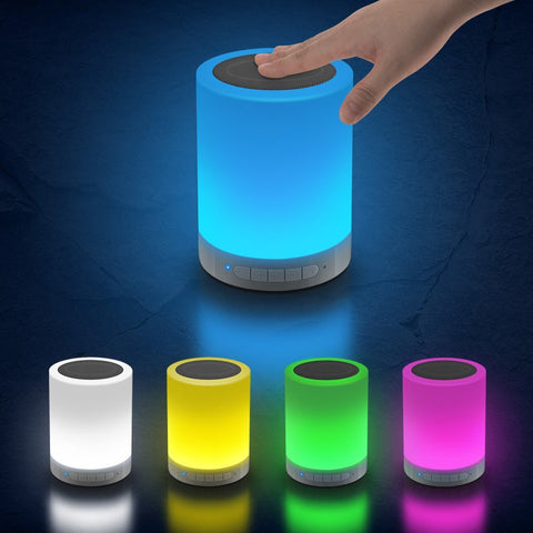 Touch LED Lamp/Bluetooth Speaker