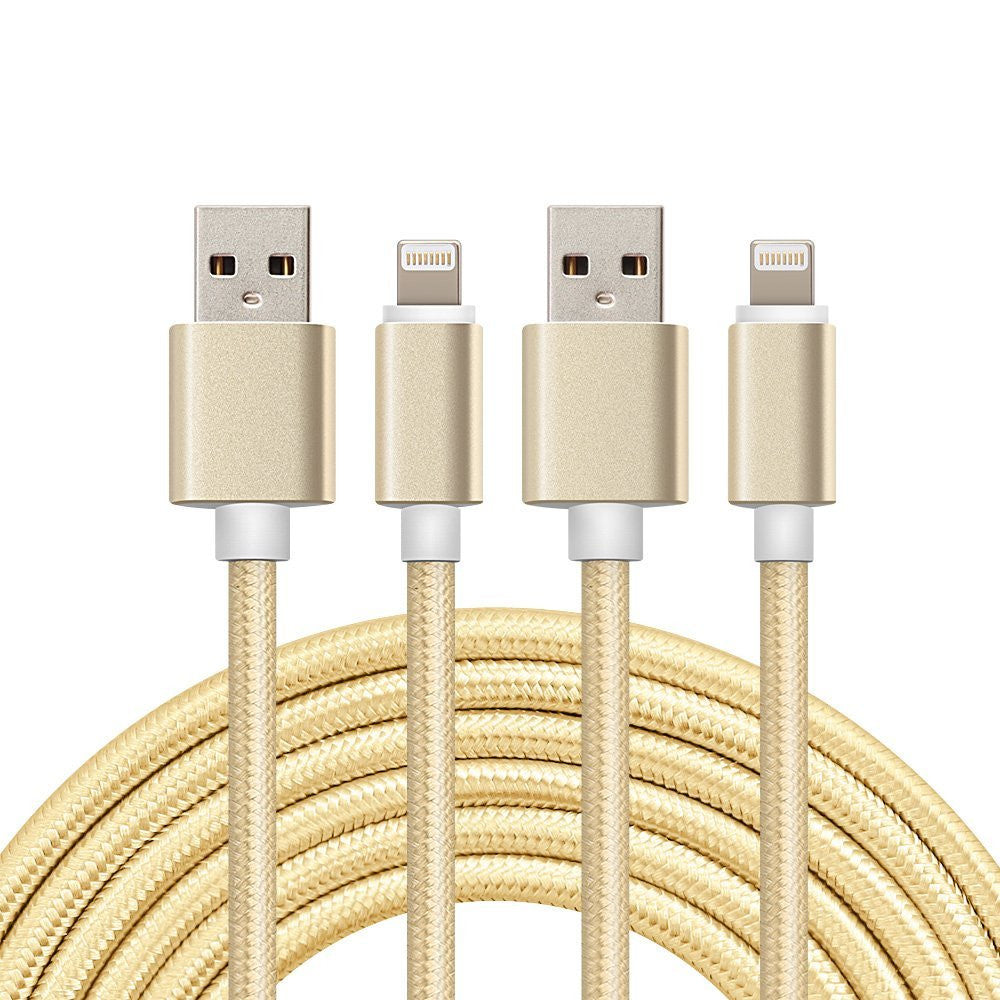 USB Rope Cable Apple 2 Meter