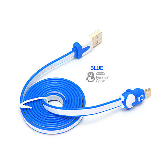 Android Penguin USB Cable