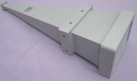 26-40GHz Linearly polarised 25dBi Horn Antenna fitted with K type connector26.5 to 40 GHz