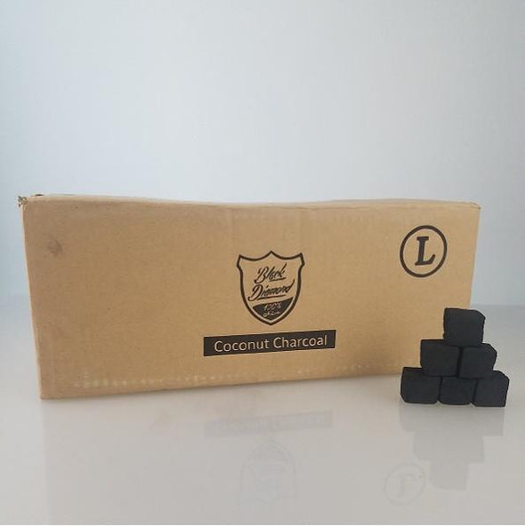Black Diamond 10 Kilo Case Large Cubes - TheHookah.com