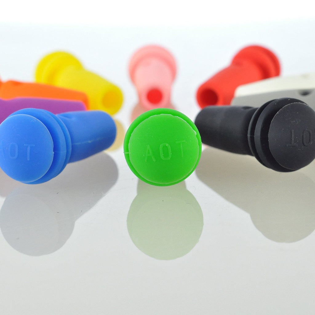 AOT Silicone Universal Purge Valve - TheHookah.com