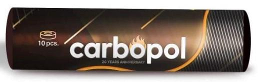 Carbopol 40mm Quck Light Charcoal Roll