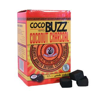 CocoBuzz Charcoal 108pc