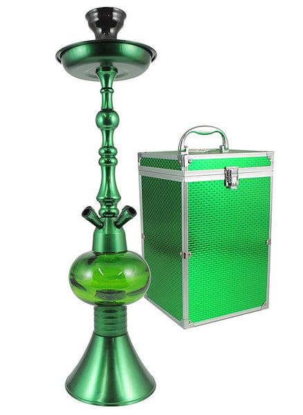 The Queen II Emerald - TheHookah.com
