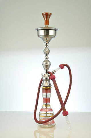 Nour Ice Bucket Egyptian Hookah 36 in