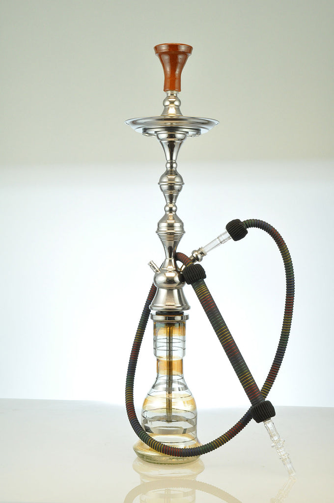 Nour Classic Egyptian Hookah 36 inch
