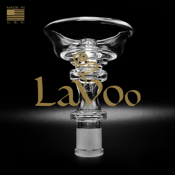 Lavoo Glass Female Bowl Tall
