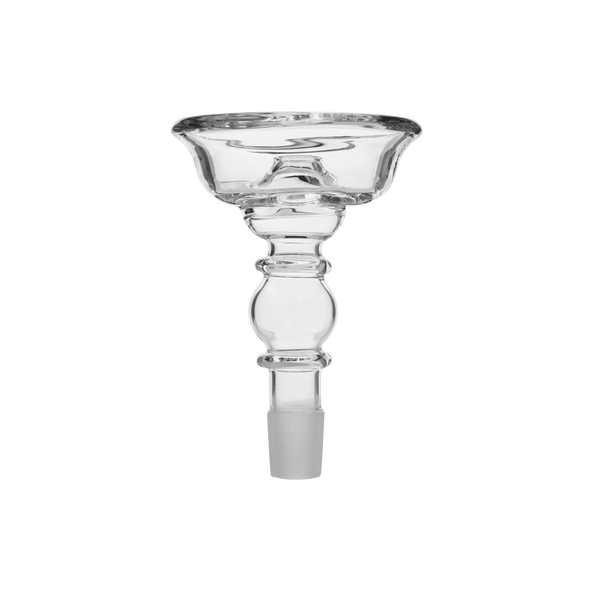Lavoo Male-Fitting Glass Funnel Bowl - TheHookah.com