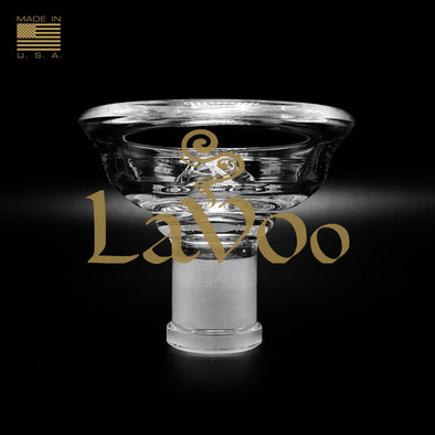 Lavoo Glass Female Bowl Short - TheHookah.com