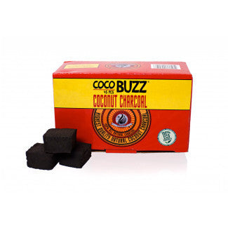 CocoBuzz Charcoal 45pcs