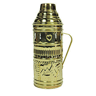 Gold Hookah Wind Cover