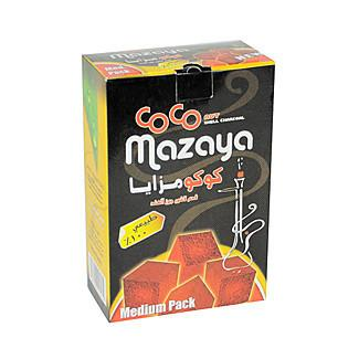 Coco Mazaya Coconut Charcoal Medium - TheHookah.com