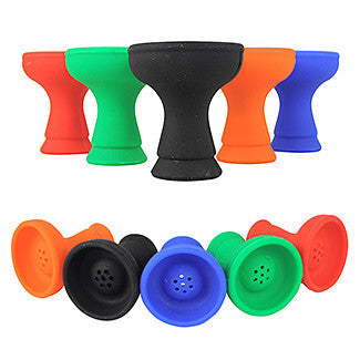 Silicone Hookah Bowll Large