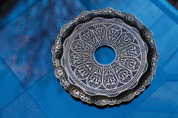 Lule Turkish Hookah Tray Small 22cm - TheHookah.com