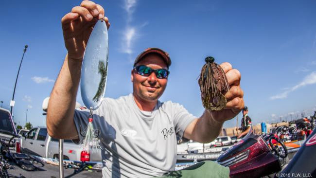 Perfection - one lure at a time with Nichols Lures