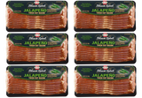 BLACK LABEL® JALAPEÑO THICK CUT BACON 6-PACK