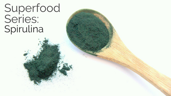 Superfood Series: The Science of Spirulina