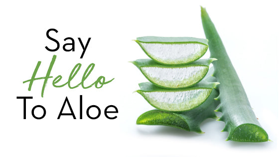 Say Hello to Aloe