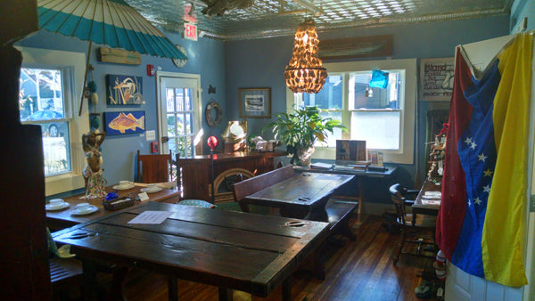 Converting History Into Furniture Annapolis Maritime