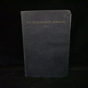 The Bluejackets' Manual, tenth edition, 1940