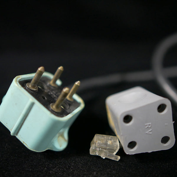 Adapter for modern telephone jack