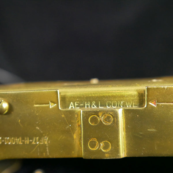 Closeup showing AE-H&L CONWE