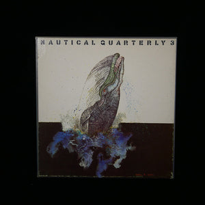 Front slipcover of Nautical Quarterly issue 3