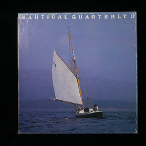 Front slipcover of Nautical Quarterly 45