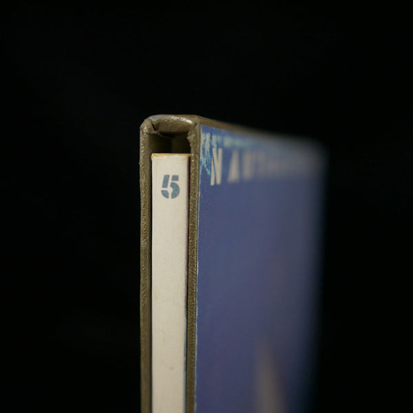 Spine of Nautical Quarterly showing 5th issue