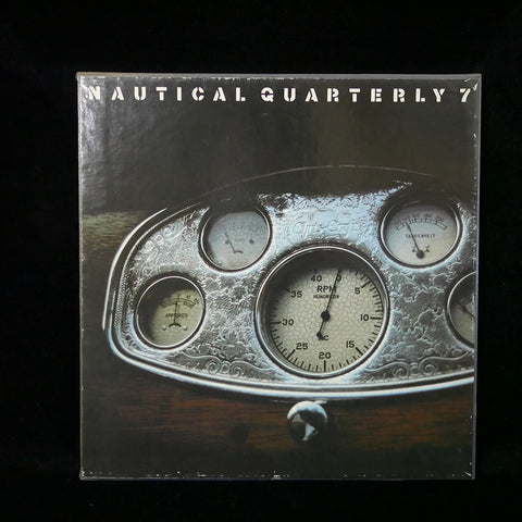 Front slipcover of Nautical Quarterly 7