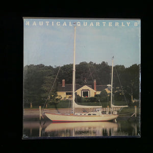 Front slipcover of Nautical Quarterly 8