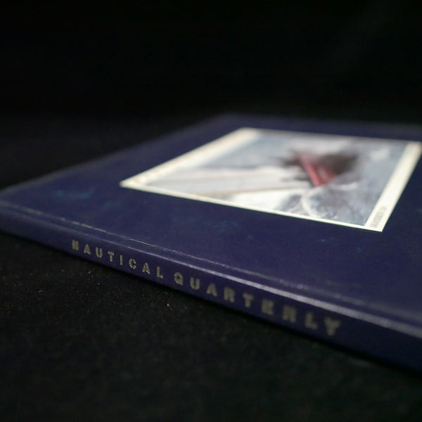 Nautical Quarterly 24 spine