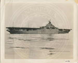 USS Antietam (CV36) Aircraft Carrier