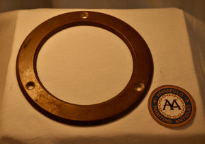 Porthole, Inside fitting, Screw Mount (3) - Annapolis Maritime Antiques