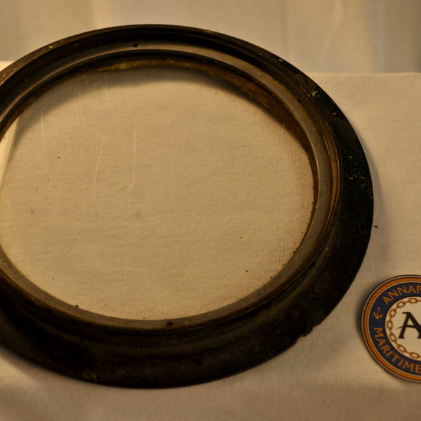 Porthole, Inside fitting, Threaded - Annapolis Maritime Antiques