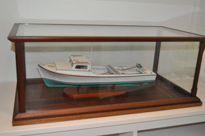 Model, Chesapeake Bay Deadrise Waterman's Boat - Annapolis Maritime Antiques