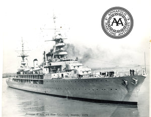 FNS Cruiser Jeanne D'Arc CV (France)