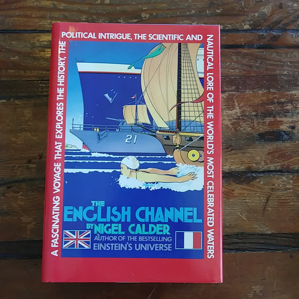 "Book ""The English Channel"""