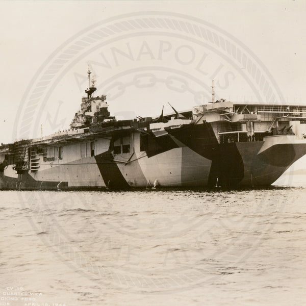 USS Hancock (CV-19) Aircraft Carrier