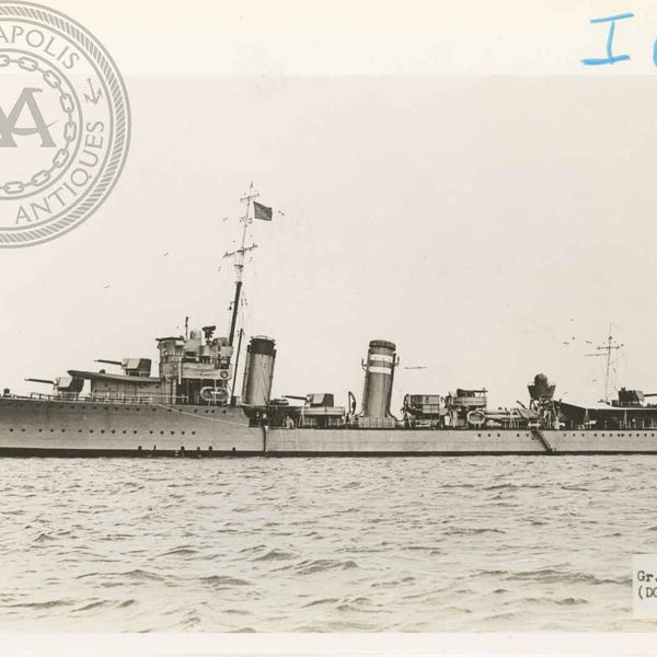 "British and Canadian ""I"" Class Destroyers"