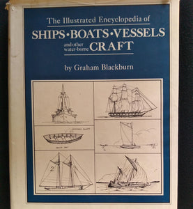 "Book: ""Illustrated Encyclopedia of Ships, Boats, Vessels, and Other Water-Borne Craft"""