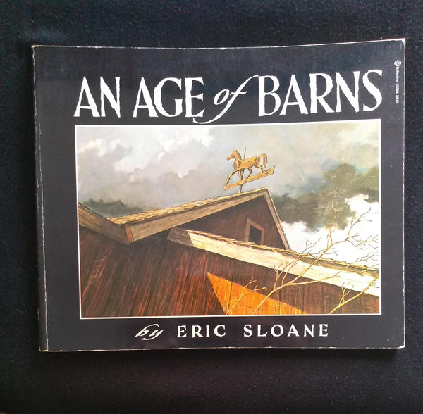 "Book: ""An Age of Barns"""