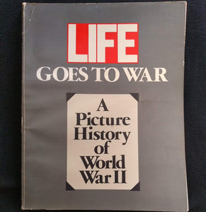 "Book: ""Life Goes to War"""