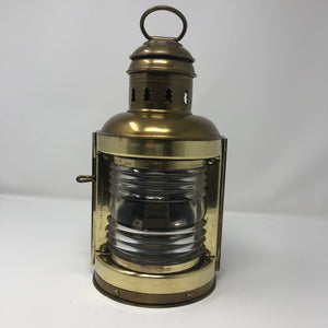 Navigation Light, Perko 180 Degree White Light, Inverted Logo - Annapolis Maritime Antiques