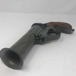 Flare Gun, Webley and Scott Ltd., circa early 1900's